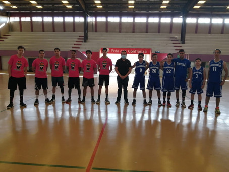 1er Torneo municipal de basquetbol