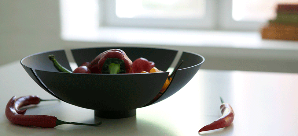 Four Leaf Bowl