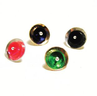 'Rainbow' earsticks