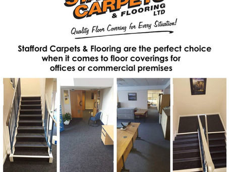 Commercial and Office Flooring