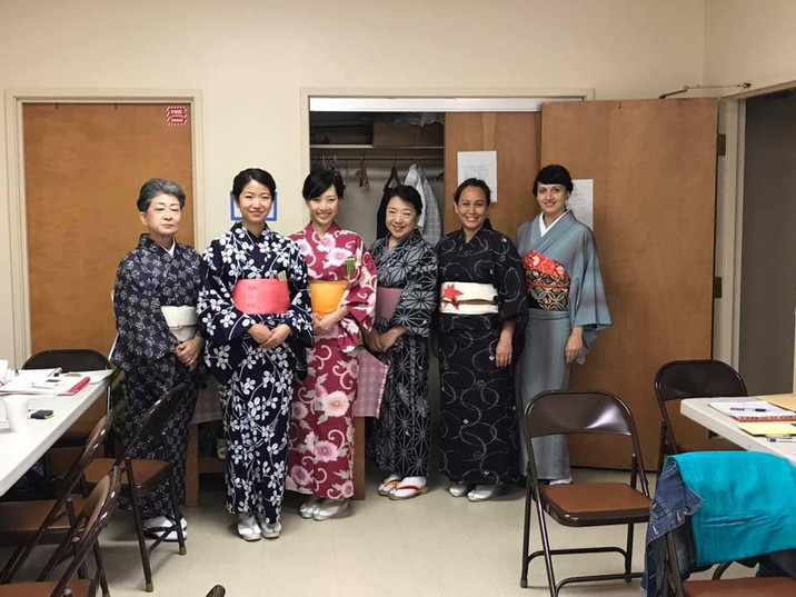 Nishikawa school students, San Francisco