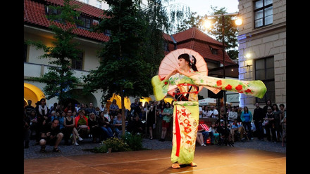 Japanese cultural night