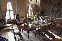 Oživené prohlídky zámku Fryštát