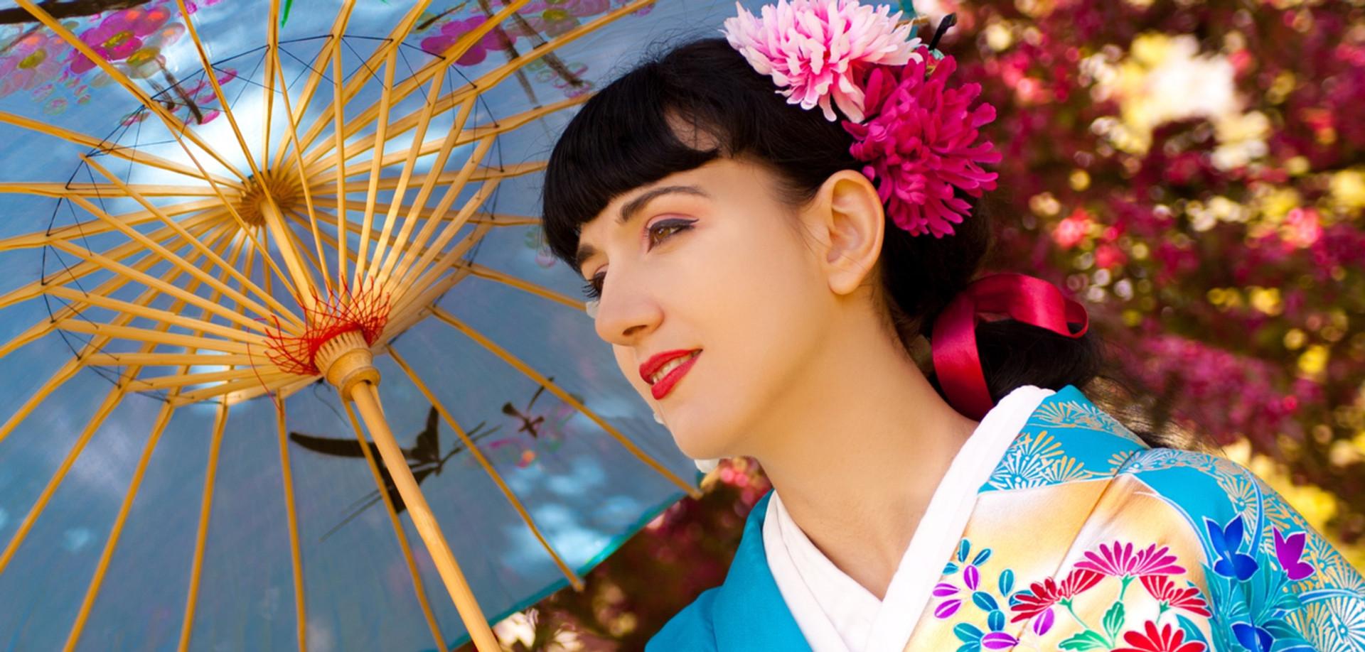 Kimono styling and rental
