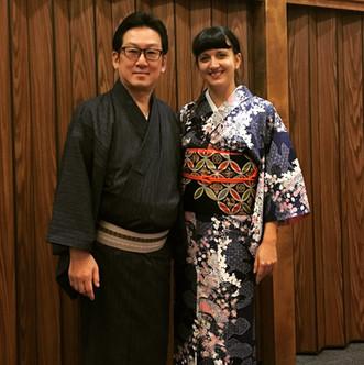 Minosuke Nishikawa 西川箕乃助