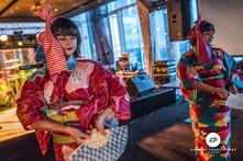 Japonske tance - Dolls, panama Hitachi
