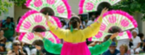 Asijský večírek, programy z celé Asie - Číny, Japonska, Korei, Thajska, Indie