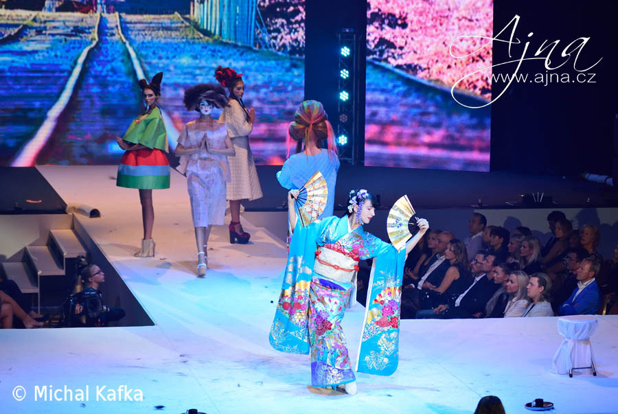Modní přehlídka / Picasso fashion show