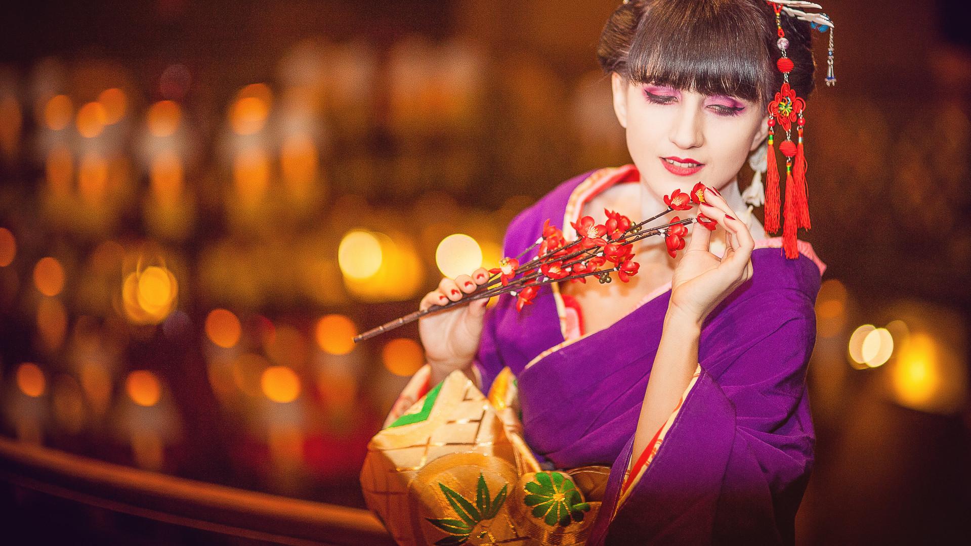 Ajna Kenning - Umění japonského tance