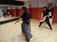 Taneční tréninky