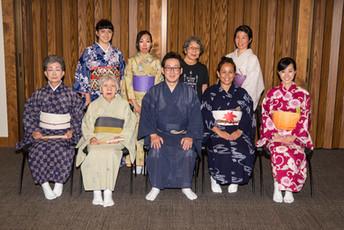 Workshop japonského tance