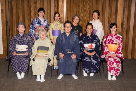 Japanese dance workshop