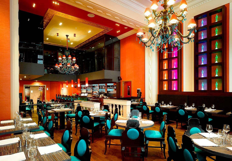 Siddharta Café Prague