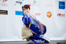 Japonská tanečnice