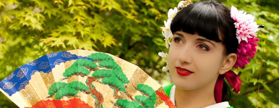 Japonské taneční show pro firemní a soukromé večírky
