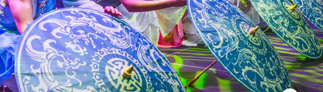 Čínské tance. Tradiční i moderní čínský tanec