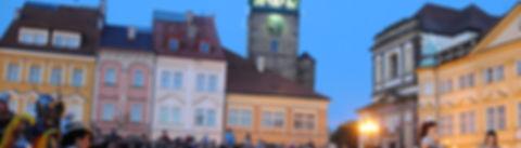 Městské slavnosti, organiyace kulturních akcí pro města a obce
