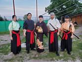 Tetsuro Shimaguchi team v Praze