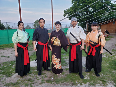 Tetsuro Shimaguchi fighter team