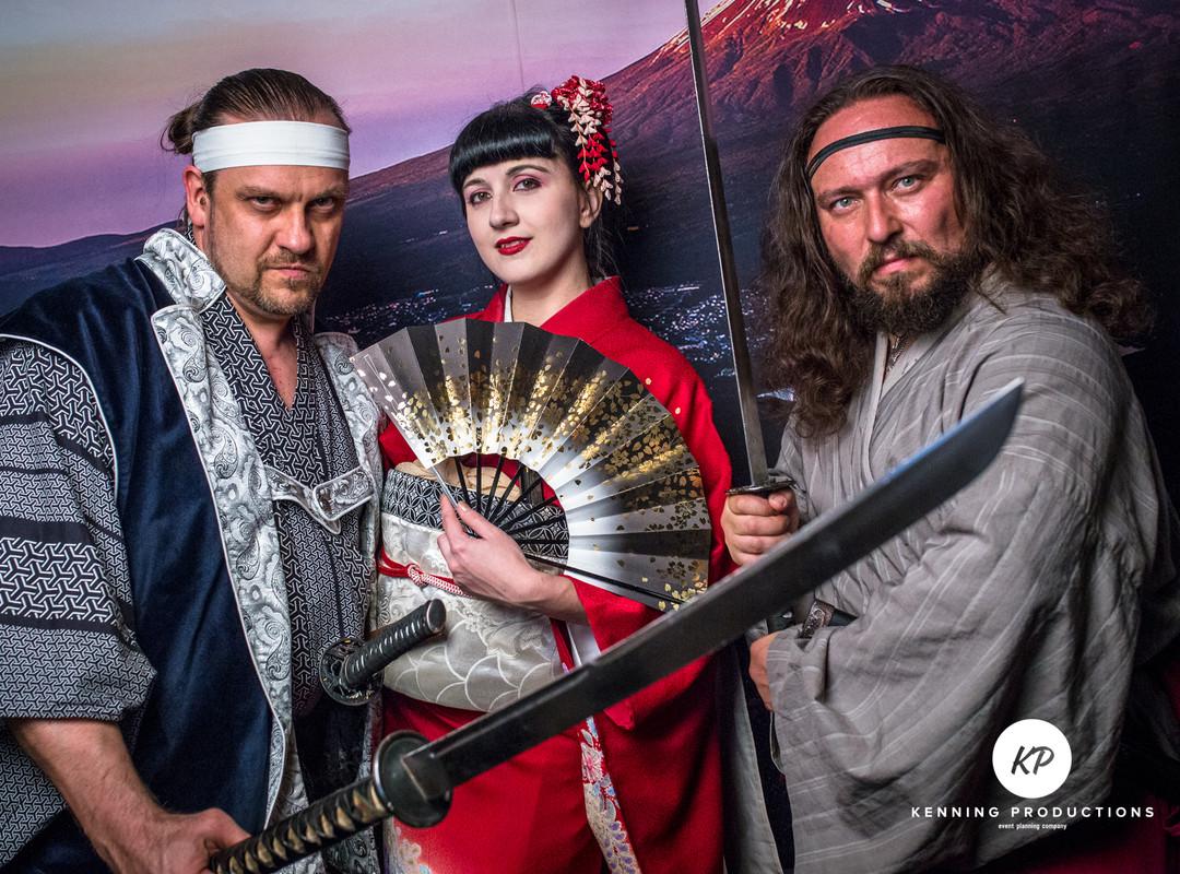 Japonský tematický program