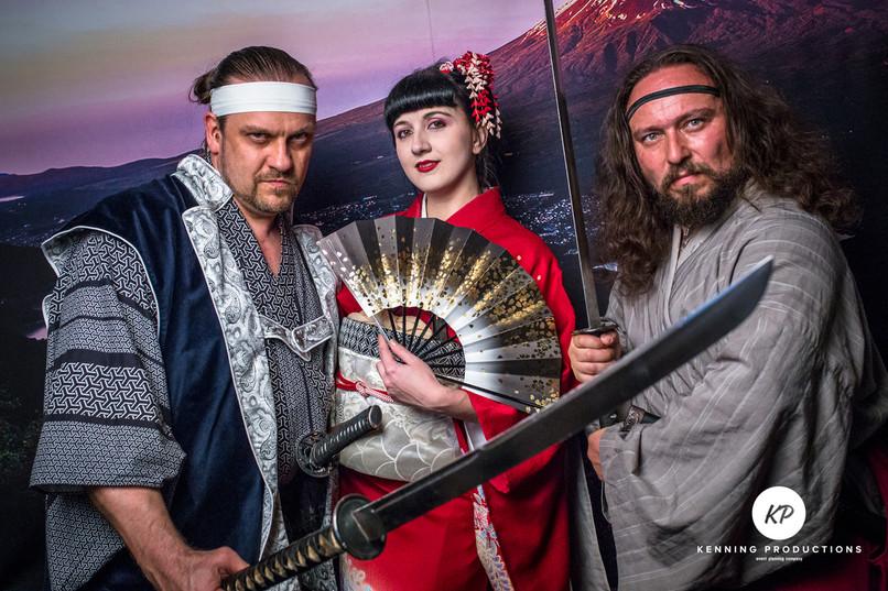 Samurai team