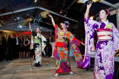 Japonský tanec