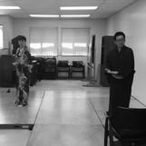 Hodiny klasickoho japonského tance Nihon buyo s Nishikawa sensei