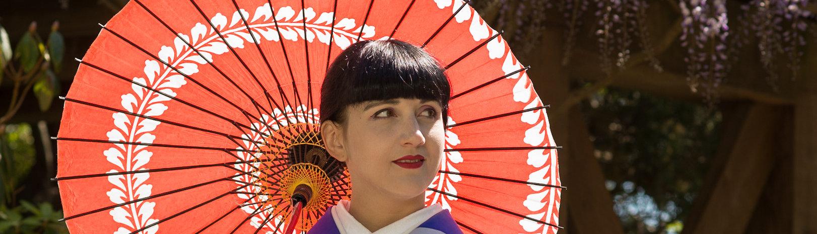 Japonský večírek, japonské tance, samurajové, gejši