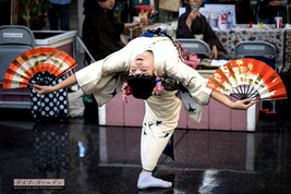 Japonský tanec - výrazový japonský tanec