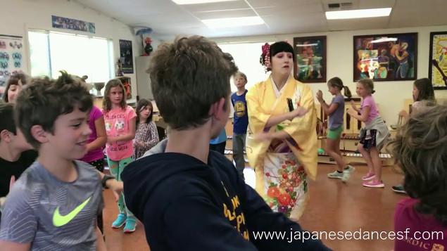 Cultural presentation for Elementary school