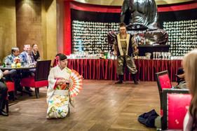 Tradiční japonský tanec