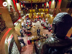 Buddha bar Prague show