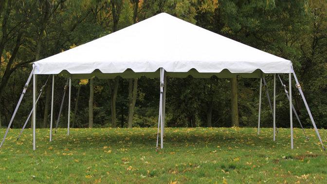 20x20 Canopy Tent Rental | wctevents
