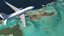 Flights to the Exuma