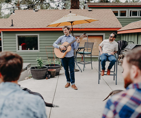 Patrick Devlin Skyline Recovery Bend Oregon