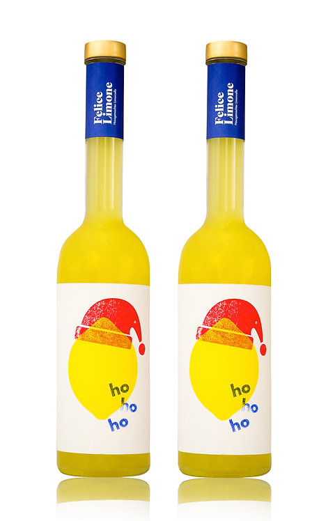 Ho Ho Ho - 2x Limoncello 500ml