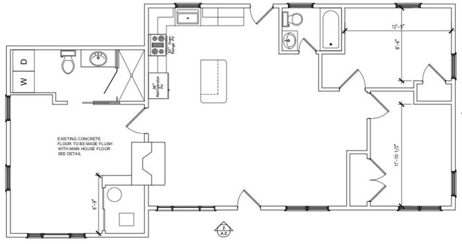 Proposed Floor Plan