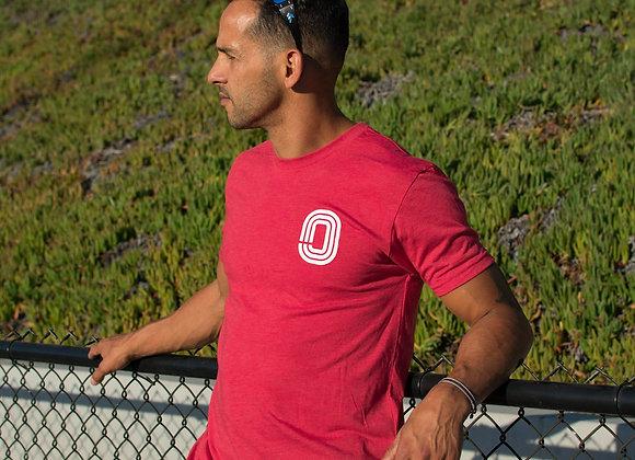 Nuno Costa Coaching -Tri-Blend T-Shirt - Unisex - Red