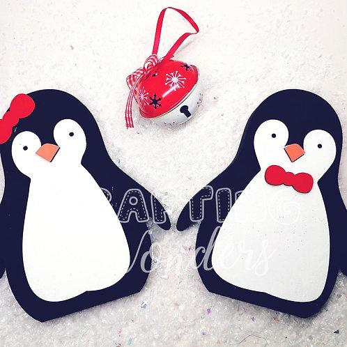 Freestanding penguin