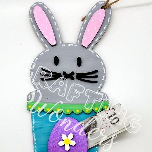 Bunny secret money holder