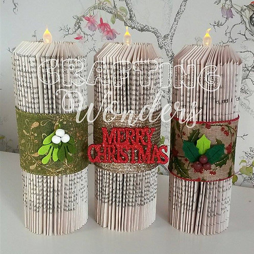 Tea Light Candle Holders (Battery Powered)