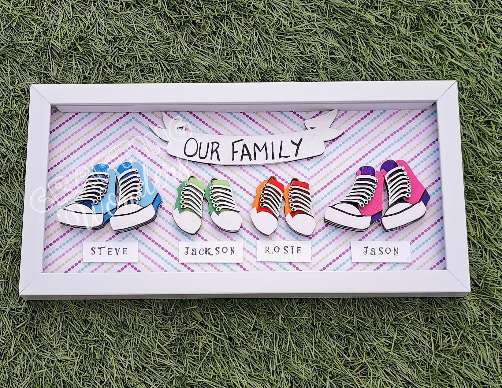 Family Trainer Frame