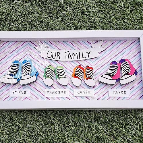 Family Trainer Frame