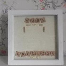precious mum frame