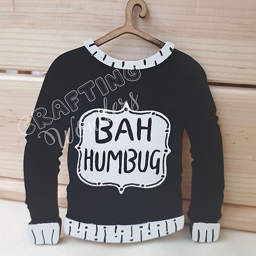 Bah Humbug christmas  jumper