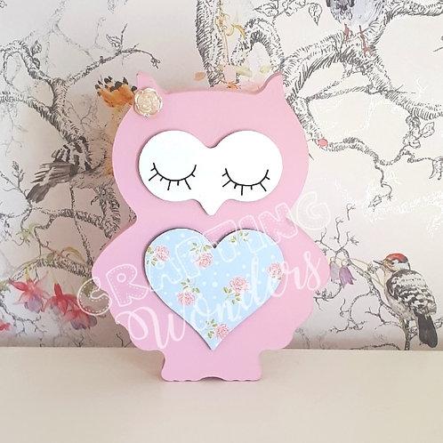 Freestanding Owl