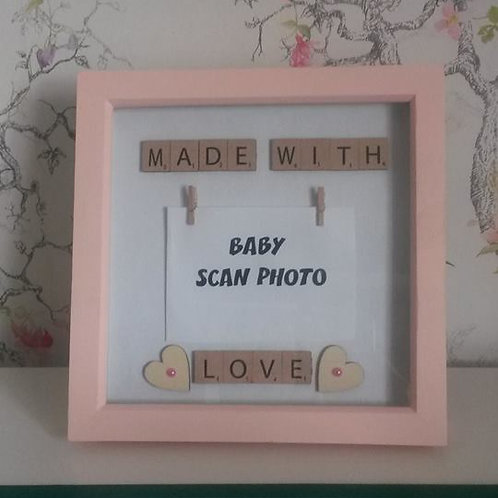 Scan Photo Frame