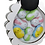 Thumbnail: Sheep mini egg/ money box