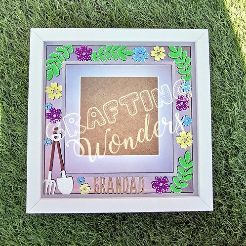 Personalised Gardening frame