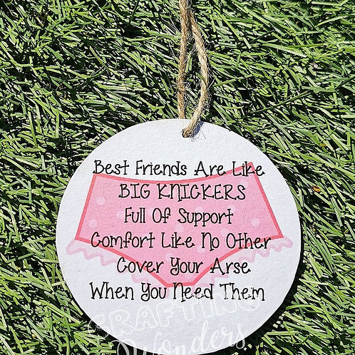 Friendship Tags